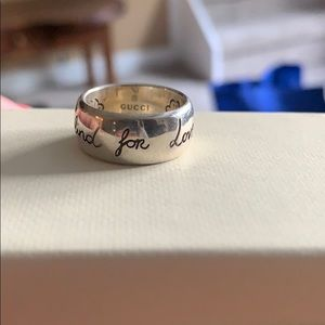 Gucci Love Ring